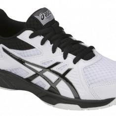Pantofi de volei Asics Upcourt 3 GS 1074A005-102 pentru Copii, 32.5, Alb