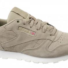 Pantofi sport Reebok Cl Leather Mcc CN0000 pentru Copii, 36, 36.5, 37, 38, Bej