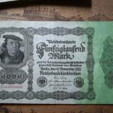 50 000 mark, 19 noembrie 1922