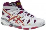 Pantofi de volei Asics Gel-Sensei 5 Mt W B451Y-0125 pentru Femei, 42.5, Alb