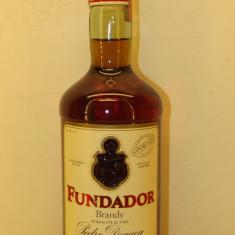 brandy, FUNDADOR, acquavite di vino, pedro domecq, Jerez, cl 70    gr 38,5