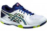 Pantofi de volei Asics Gel Task B505Y-0142 pentru Barbati, 46.5, 48, Alb