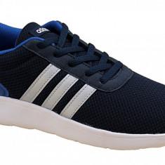 Pantofi sport Adidas Lite Racer K AW4053 pentru Copii, 36 2/3, Albastru