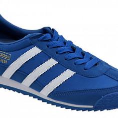 Pantofi sport adidas Dragon OG J BB2486 pentru Copii, 36, 36 2/3, 37 1/3, 38, 38 2/3, Albastru