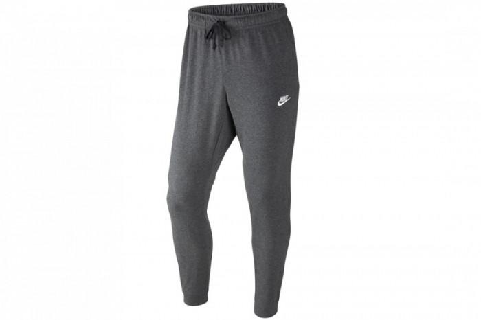 Pantaloni Nike NSW Pant CF JSY Club 804461-071 pentru Barbati