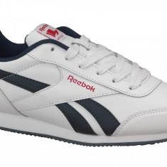 Pantofi sport Reebok Royal CL Jogger 2 V70490 pentru Copii, 38.5, Alb