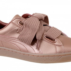 Incaltaminte sneakers Puma Basket Heart Copper 365463-01 pentru Femei
