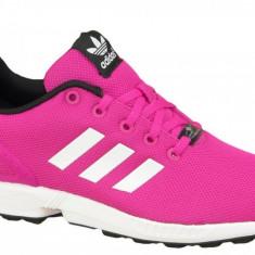 Pantofi sport Adidas ZX Flux K S74952 pentru Copii, 36 2/3, 38 2/3, Roz
