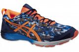 Pantofi alergare Asics Gel-Hyper Tri T531N-4930 pentru Barbati, 40, Albastru