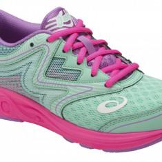 Pantofi alergare Asics Noosa Gs C711N-8301 pentru Copii, 39, Verde