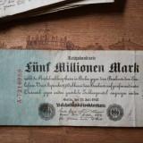 5 Millione mark din 25 iul 1923
