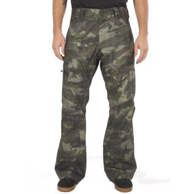 Pantaloni Oakley Ski Shell 10K/2L Camou foto