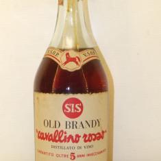 brandy  Cavallino Rosso, multi 5 ani, multi 5 ani, cc 750  gr 40  ani 1960