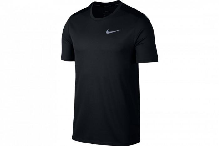Tricou Nike Breathe Run Top Tee 904634-010 pentru Barbati
