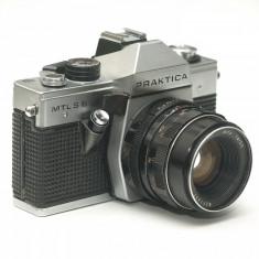 Praktica MTL 5 B + obiectiv Pentacon Auto 50mm 1.8