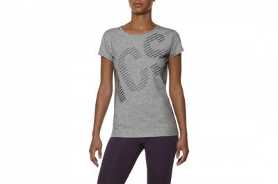 Tricou T-shirt Asics Graphic SS Tee 126295-0714 pentru Femei foto