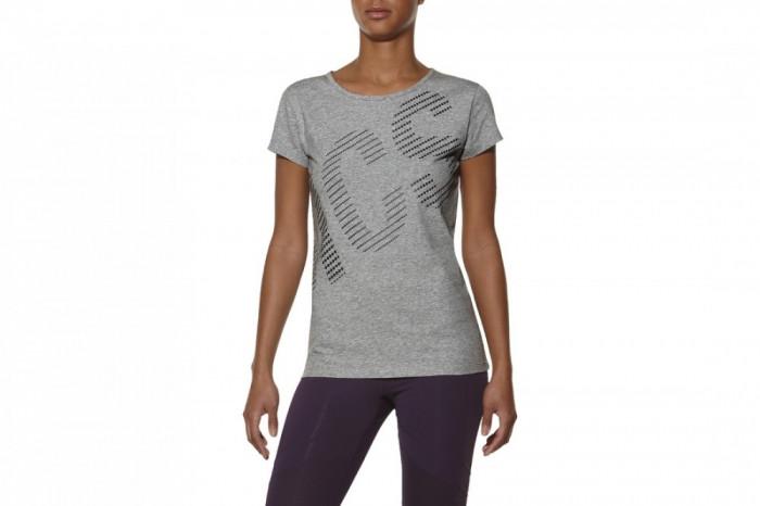 Tricou T-shirt Asics Graphic SS Tee 126295-0714 pentru Femei