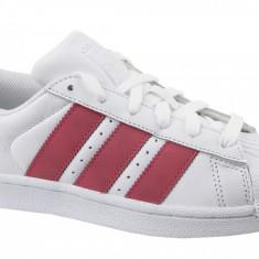 Incaltaminte sneakers adidas Superstar J CQ2690 pentru Copii