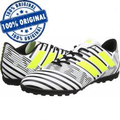 Pantofi sport Adidas Nemeziz 17.4 pentru barbati - adidasi originali - fotbal, 41 1/3, 42, 43 1/3, 44