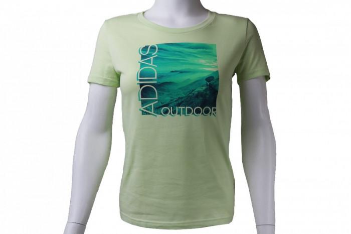 Tricou adidas ADI Landscape Tee AI5929 pentru Femei