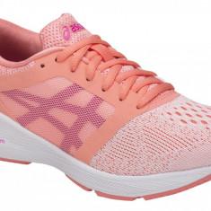 Pantofi alergare Asics RoadHawk FF Gs C743N-0620 pentru Copii, 37, 37.5, 39, Roz