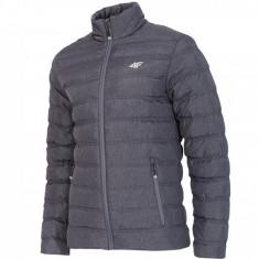Jacheta sport 4F Men Jacket H4Z17-KUM002GREY pentru Barbati, M, Gri