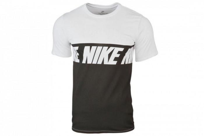 Tricou Nike Repeat Logo T-Shirt 856475-100 pentru Barbati