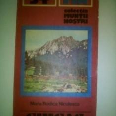 COLECTIA MUNTII NOSTRI NR. 34 CIUCAS, Alta editura, 1986