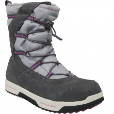 Trekking pantofi Timberland Snow Stomper Pull On WP Jr A1UJ7 pentru Copii, 36 - 40, Gri