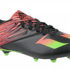 Cizme de fotbal adidas Messi 15.3 FG/AG AF4852 pentru Barbati, 42, 42 2/3, Negru