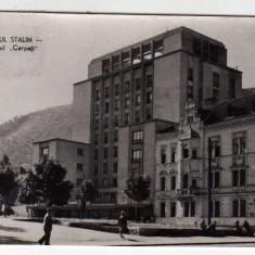 ORASUL STALIN HOTELUL CARPATI RPR