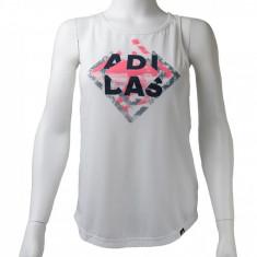 Tricou Adidas Layer Lineage AI6158 pentru Femei, Alb