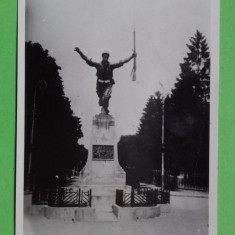 Botosani Dorohoi Monumentul Eroilor