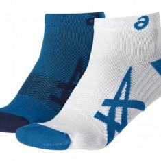 Șosete Asics 2PPK Lightweight Sock 130888-8154 pentru Unisex, Alb