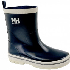 Cizme de cauciuc Helly Hansen Midsund 10862-597 pentru Copii, 28, 29, 32 - 34, Alb