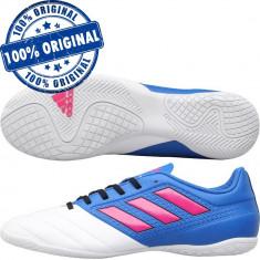 Pantofi sport Adidas Ace 17.4 pentru barbati - adidasi originali - fotbal, 45 1/3