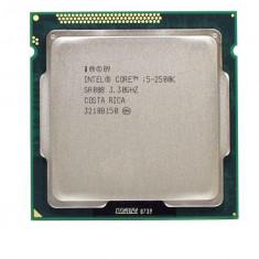 Procesor Intel Quad Core i5 2500K Sandy Bridge, 3.3GHz, 6MB cache, sk 1155,pasta, Intel Core i5, 4