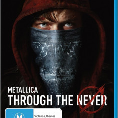 Metallica Through the Never 3DLimited ed. (2bluray)