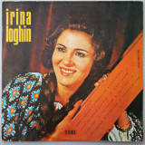 DISC LP VINYL - IRINA LOGHIN - INTOARCE-TE BADE IN SAT, VINIL, electrecord