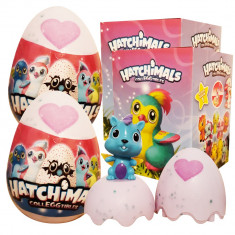 Set 2 Oua cu figurine Hatchimals