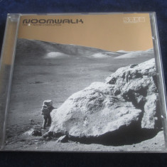 Various - Noomwalk .The 5th Noom Compilation _ CD_Noom Rec ( Germania , 1999), CD