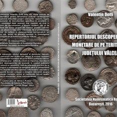 """""""Repertoriul descoperirilor monetare de pe teritoriul județului Vâlcea"""""""
