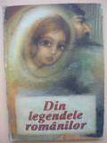 *** - Din legendele Romanilor ( ilustratii de Adrian Mihailescu ), Alta editura
