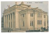 4326 - RAMNICU VALCEA, Justice Palace, Romania - old postcard - unused