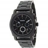Ceas Fossil barbatesc Machine FS4552 negru Stainless-Steel Analog Quartz