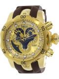 Ceas barbatesc Invicta Venom 14464 auriu Silicone Swiss Chronograph 14464