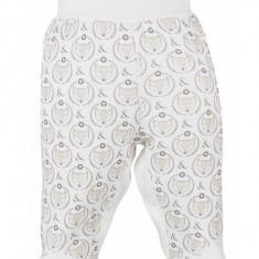 Pantaloni cu botosei bebelusi Lisek Koala 3875-C, Crem