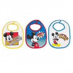 Set 3 bavetele Mickey Lulabi 7870100 B3502912