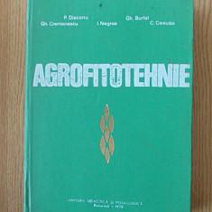 AGROFITOTEHNIE- DIACONU, BURLOR, NEGREA, CEAUSU- cartonata