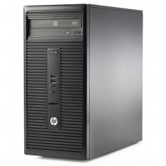 GARANTIE si FACTURA! Calculator i3 4160 3.60GHz 4GB DDR3 500GB DVD-RW LGA1150, Intel Core i3, 4 GB, 500-999 GB, HP